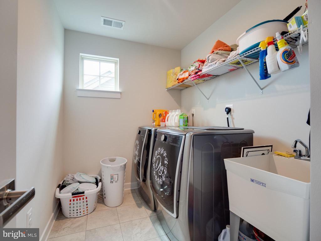 Laundry Room - 6877 WOODRIDGE RD, NEW MARKET