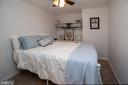 Bedroom 1 LL (NTC) - 53 CARRIAGE HILL DR, FREDERICKSBURG