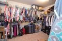 Large walk in closet - 53 CARRIAGE HILL DR, FREDERICKSBURG