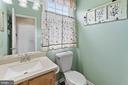 1/2 bath on first floor - 200 AUTUMN SKY TER, WOODSBORO