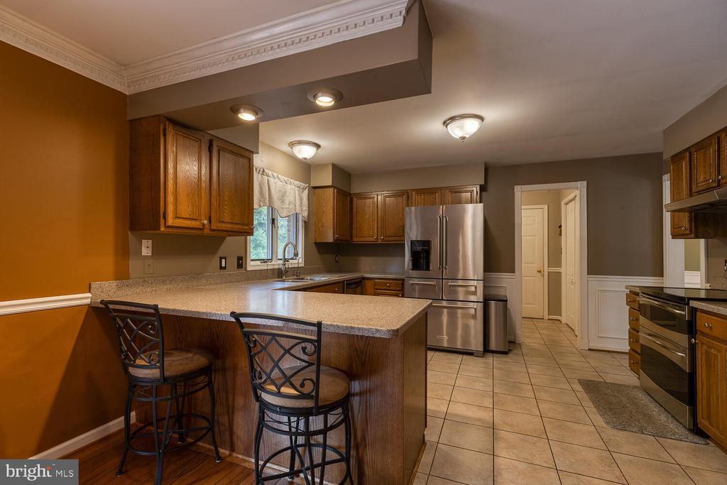 Kitchen - 710 WIDEWATER RD, STAFFORD