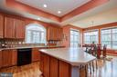 High Ceilings, Massive Island & Gas Cooking - 504 PAGE ST, BERRYVILLE