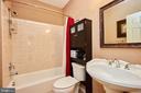 Basement Bath - 504 PAGE ST, BERRYVILLE