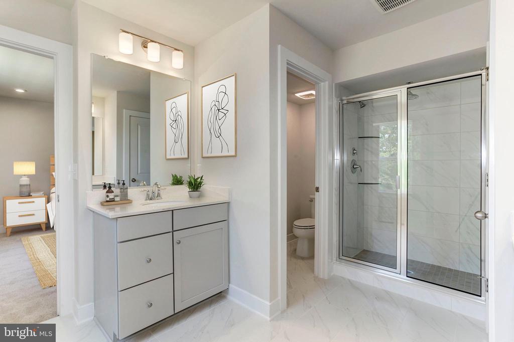 Bathroom - 2345 MEADOWLARK GLEN RD, DUMFRIES