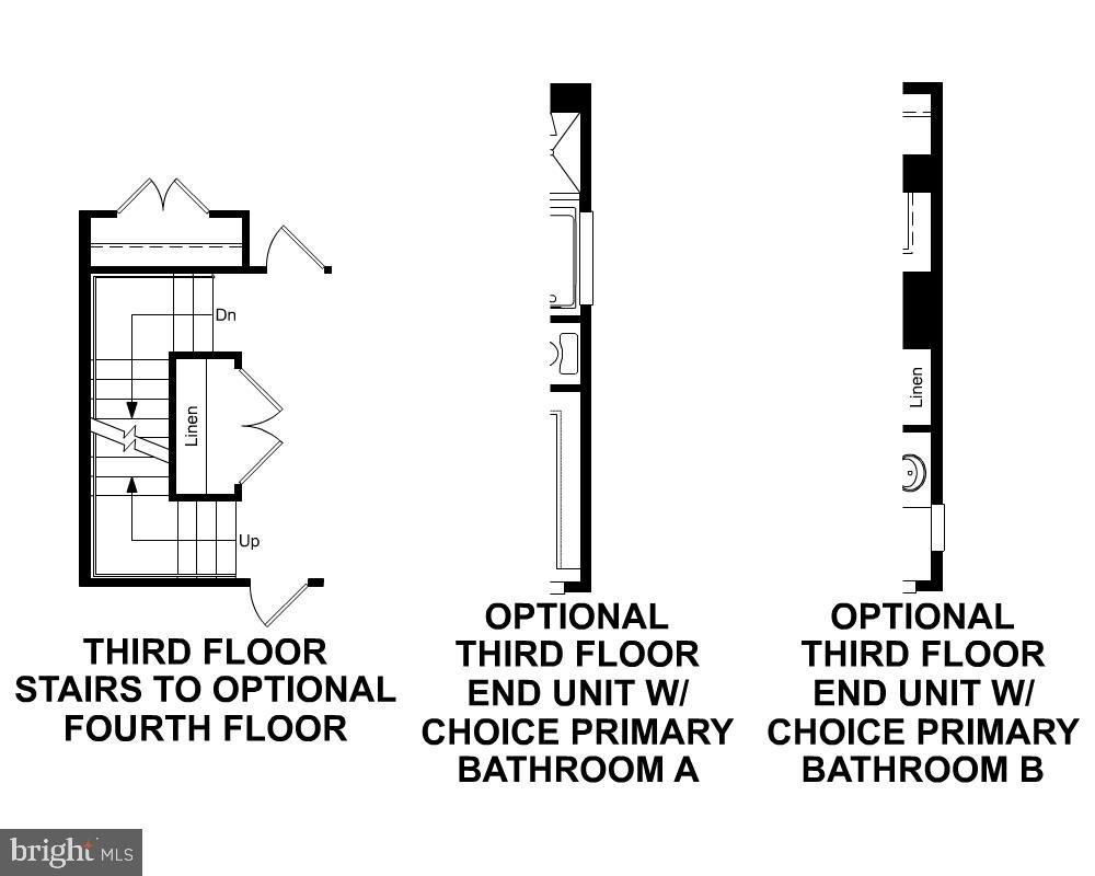 Third Level Floor Plan  (Options) - 2345 MEADOWLARK GLEN RD, DUMFRIES
