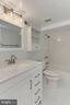 Full Renovated Second Bath on Lower Level - 2029 S OAKLAND ST, ARLINGTON