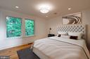 Upper Level Bedroom 1 - 5075 POLK AVE, ALEXANDRIA