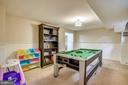 Game room - 900 MCCENEY AVE, SILVER SPRING
