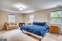 Master bedroom - 900 MCCENEY AVE, SILVER SPRING