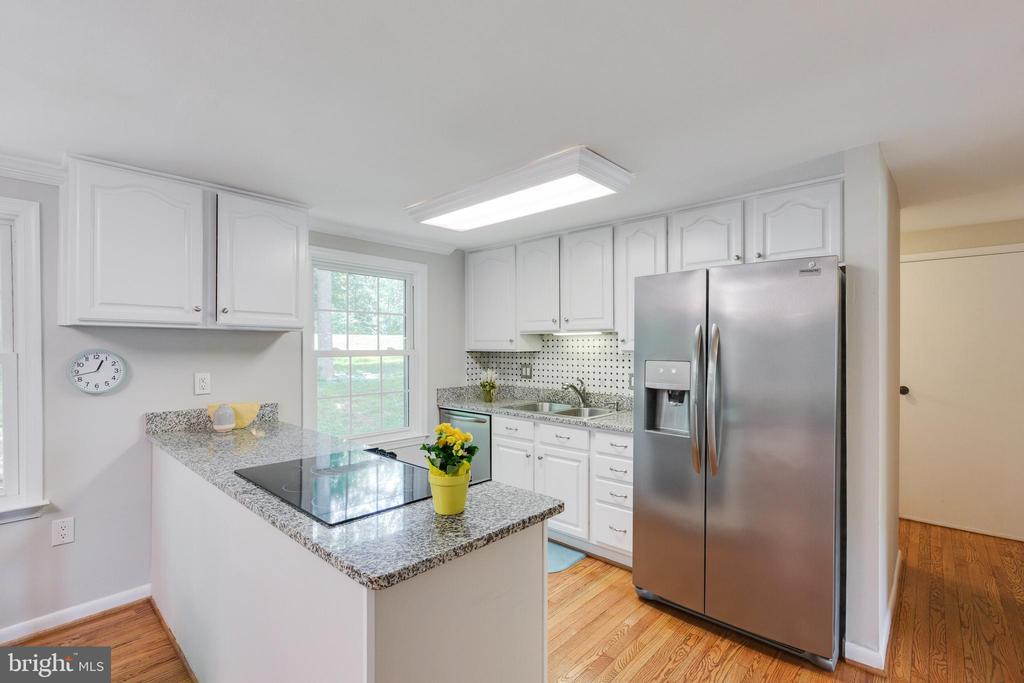 Kitchen - 4290 CANDLESTICK CT, DUMFRIES