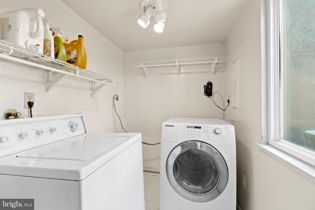 Laundry Room - 11300 LINKS CT, RESTON