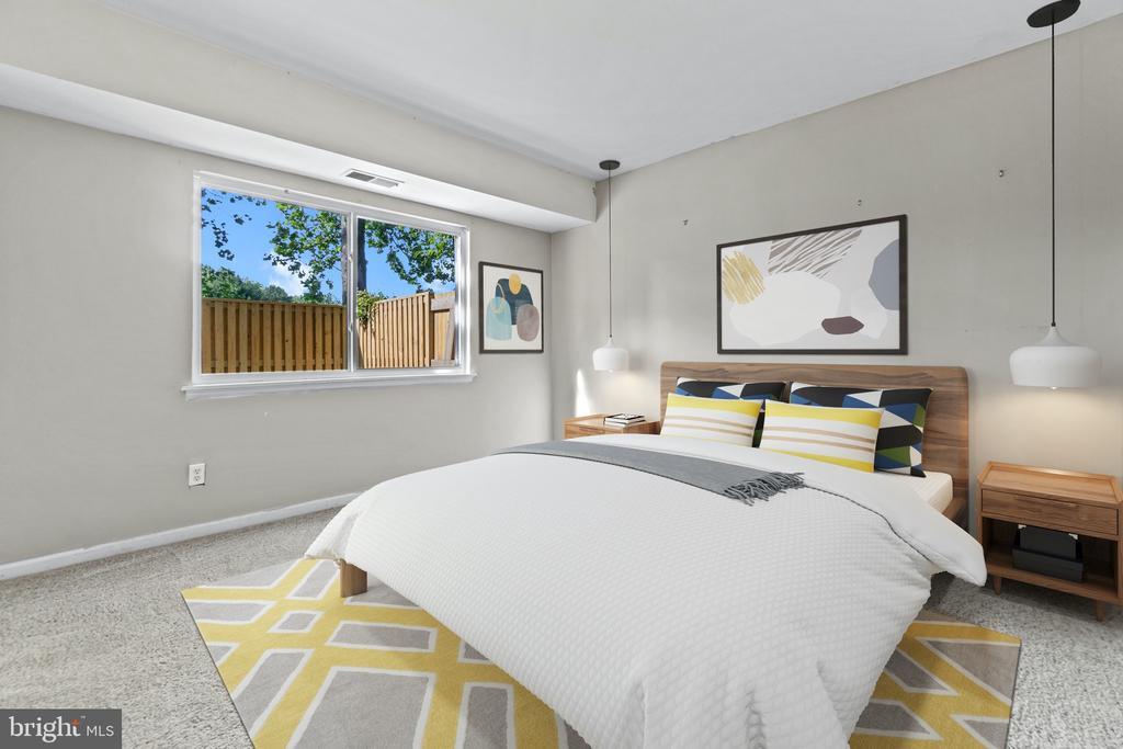 Bedroom 4 - 11300 LINKS CT, RESTON