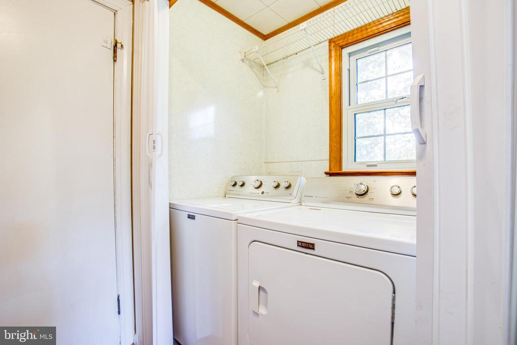 Laundry area - 21358 JEFFERSON DAVIS HWY, RUTHER GLEN
