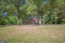 Front of house from the road - 21358 JEFFERSON DAVIS HWY, RUTHER GLEN
