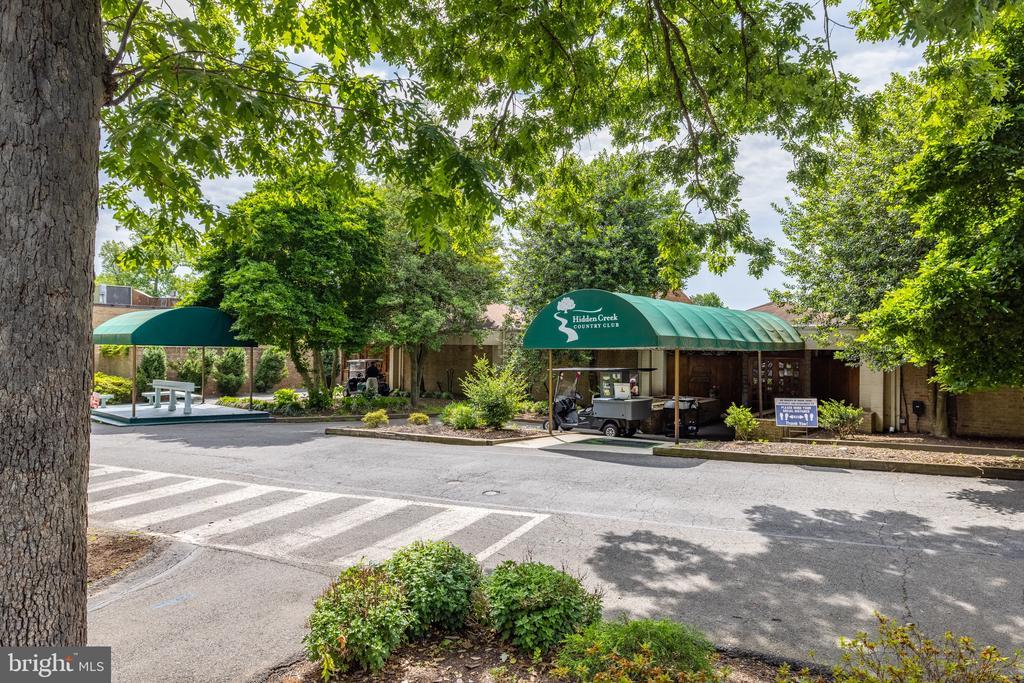Hidden Creek Country Club - 11300 LINKS CT, RESTON
