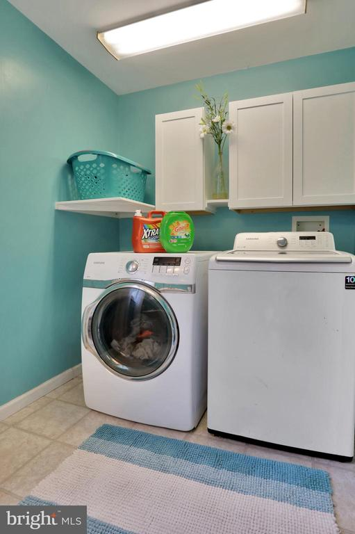 Laundry Room - 11302 GAMBRILL PARK RD, FREDERICK