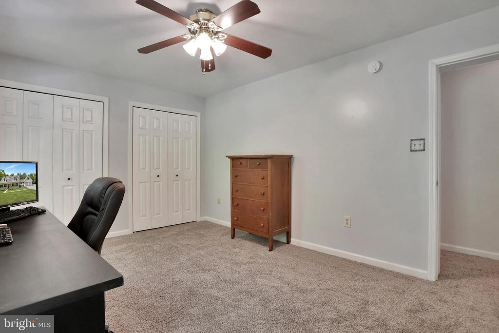 Second Main Level Bedroom - 11302 GAMBRILL PARK RD, FREDERICK