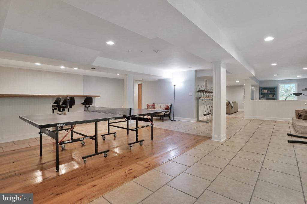 Recreation Room - 11302 GAMBRILL PARK RD, FREDERICK