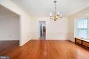 Gorgeous Hardwood Floors - 9 OAKBROOK CT, STAFFORD
