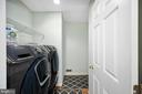 Entry Level Laundry Room - 9 OAKBROOK CT, STAFFORD