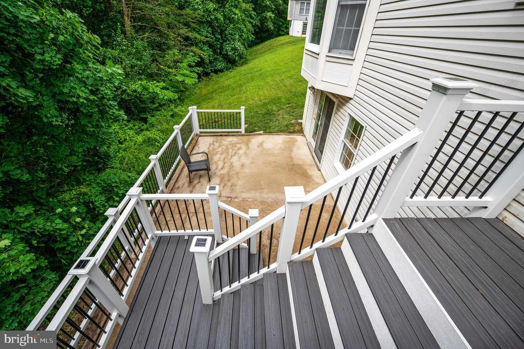 2 Decks and a Patio! Great for Entertaining - 9 OAKBROOK CT, STAFFORD