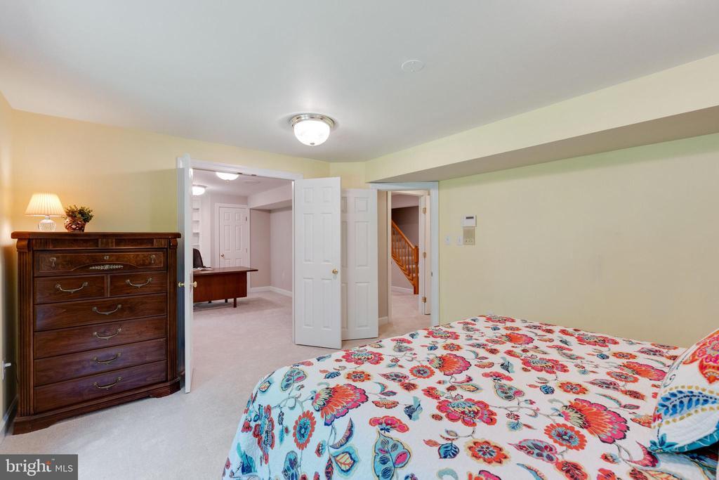 Bedroom in Basement - 4346 MULCASTER TER, DUMFRIES