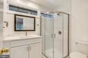 Master bathroom - 6801 GRANBY ST, BETHESDA
