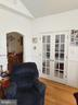 French doors to formal living room. - 745 & 747 MERRIMANS LN, WINCHESTER