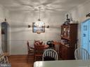 Kitchen eat in area. - 745 & 747 MERRIMANS LN, WINCHESTER