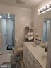 Upper hall bath - 745 & 747 MERRIMANS LN, WINCHESTER