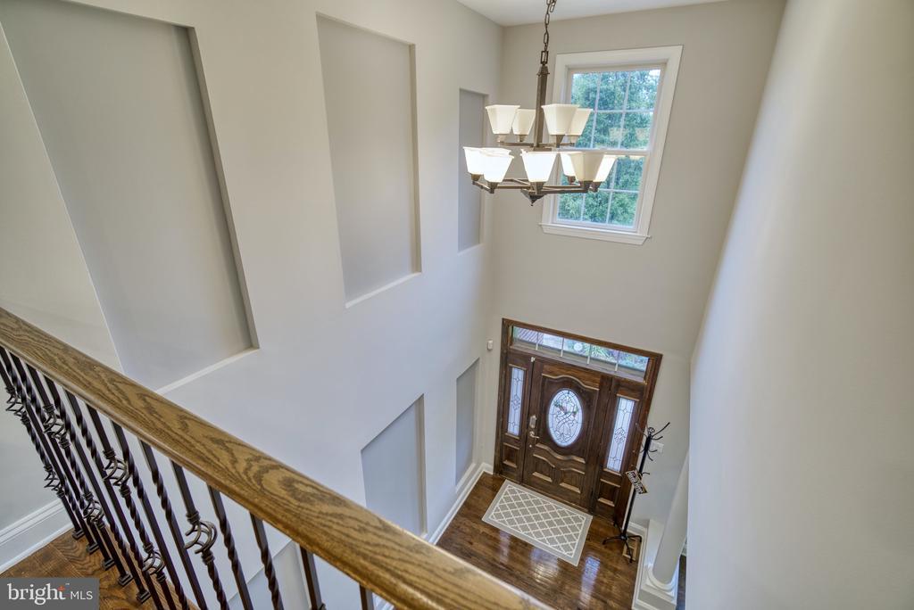Upstairs view from hallway - 1202 CORTINA WAY, SEVERN