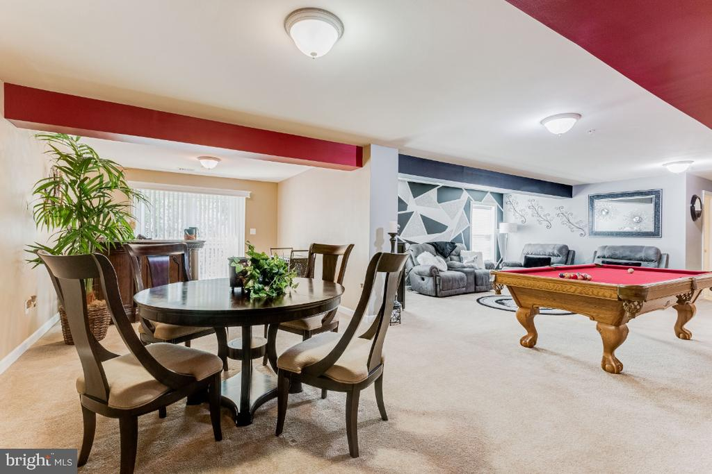Recreation Room - 4917 TROTTERS GLEN DR, UPPER MARLBORO