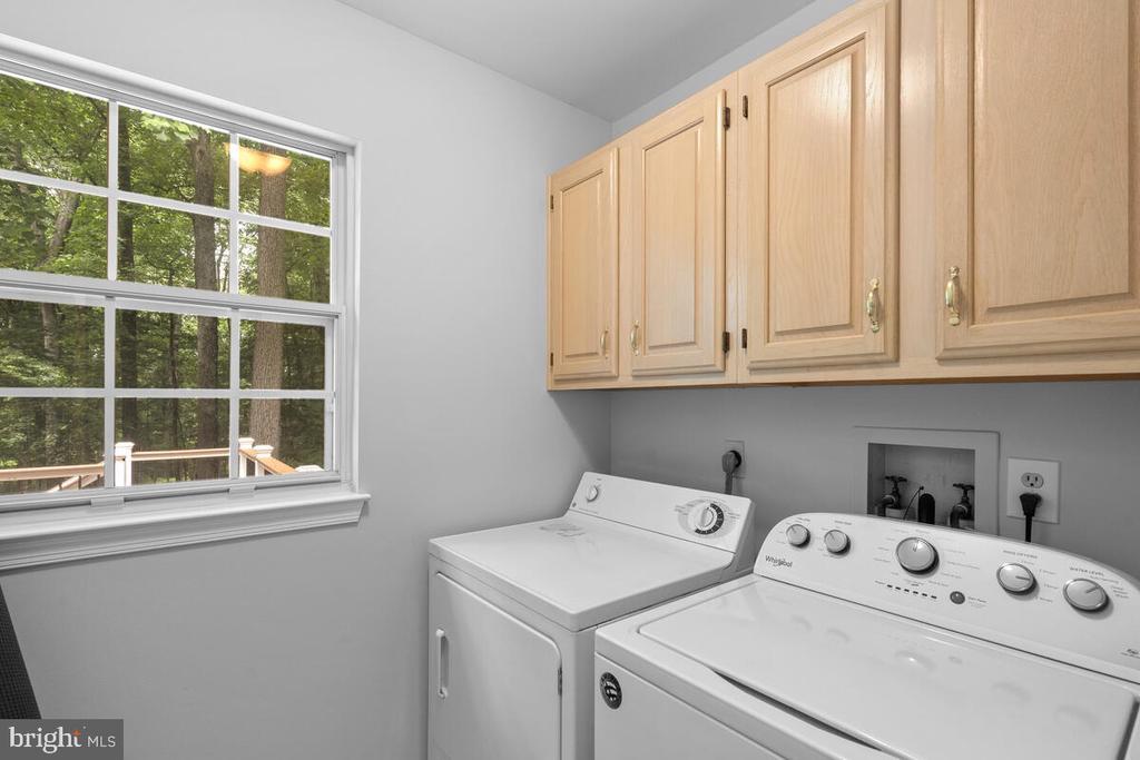 Laundry room - 6425 STREAM VALLEY WAY, GAITHERSBURG
