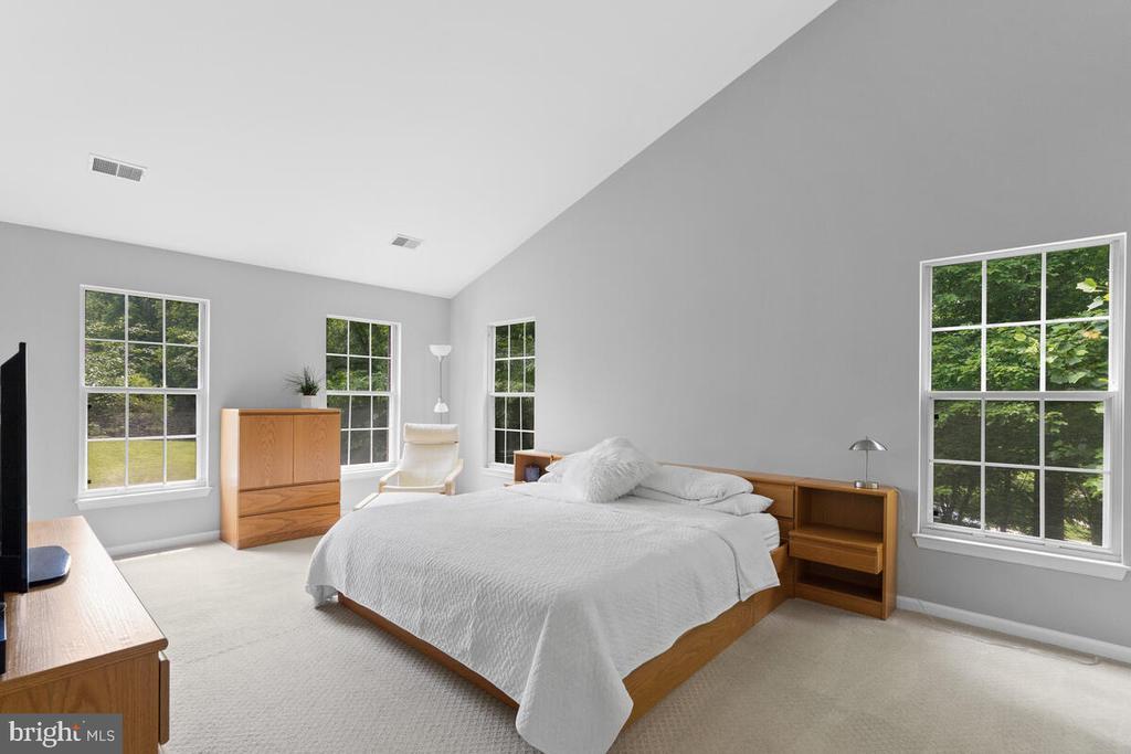 Primary bedroom - 6425 STREAM VALLEY WAY, GAITHERSBURG