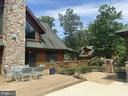 60x30 Rear Deck & Beautiful Landscaping. - 23039 RAPIDAN FARMS DR, LIGNUM