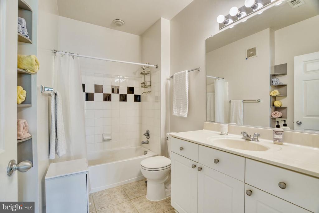 Spacious Bathroom - 11381 ARISTOTLE DR #10-210, FAIRFAX