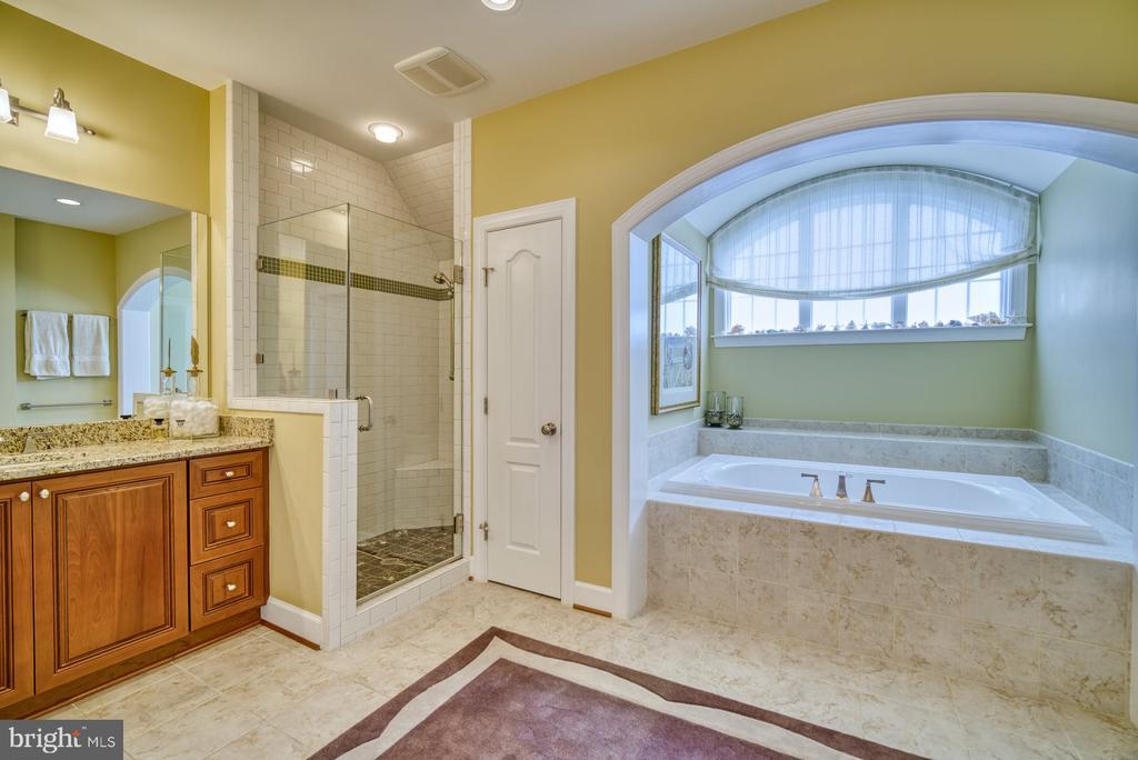 Large Shower & Oversized Soaking Tub - 42416 RINGNECK PL, BRAMBLETON