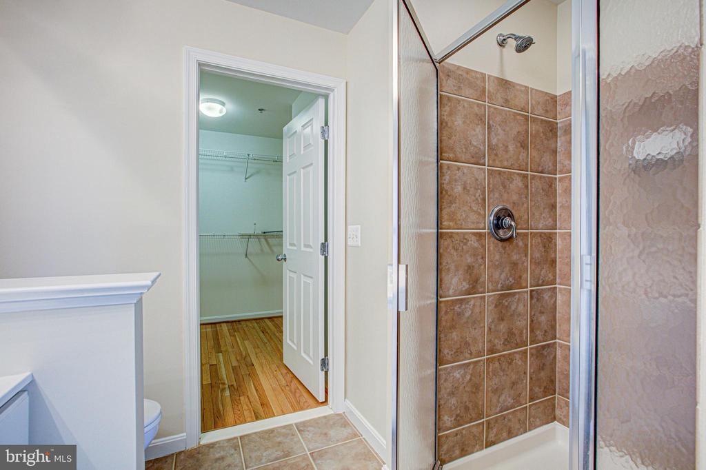 Master suite spa bathroom. - 5122 KNAPP PL, ALEXANDRIA