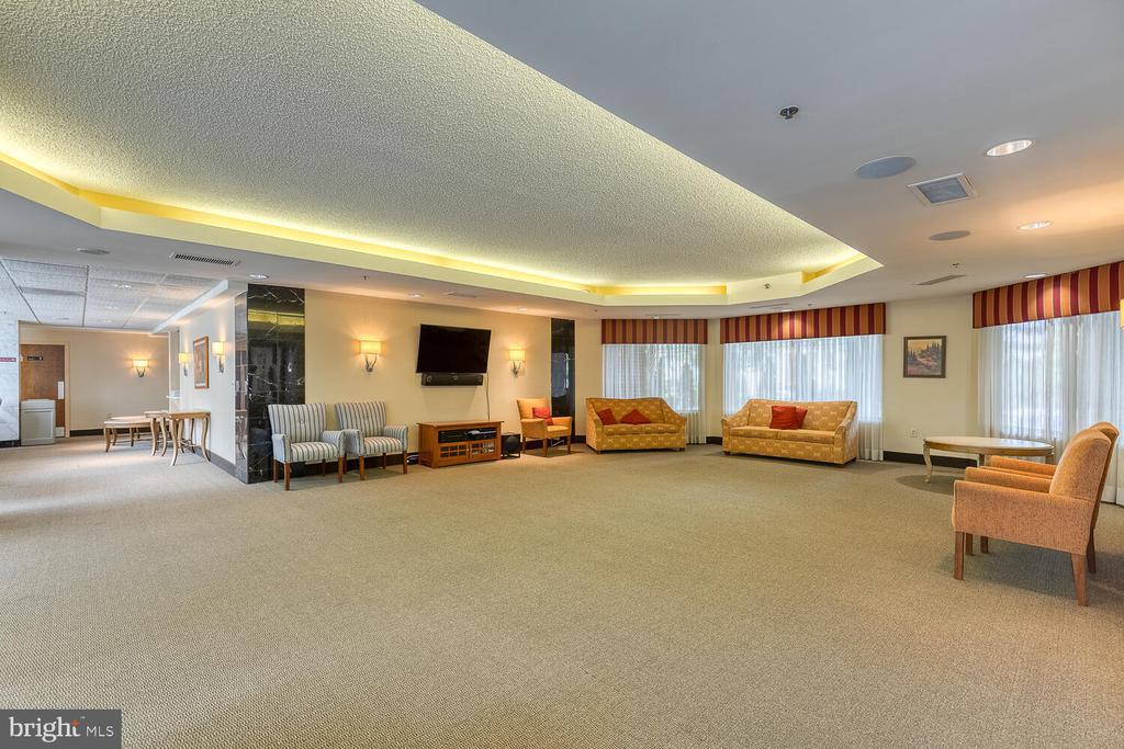 Meeting room - 1276 N WAYNE ST #PH07, ARLINGTON