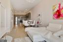 Open Concept Floorplan - 989 S BUCHANAN ST #421, ARLINGTON