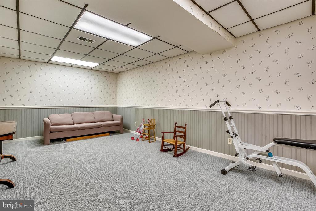 Recreation Room - 11517 DAFFODIL LN, SILVER SPRING