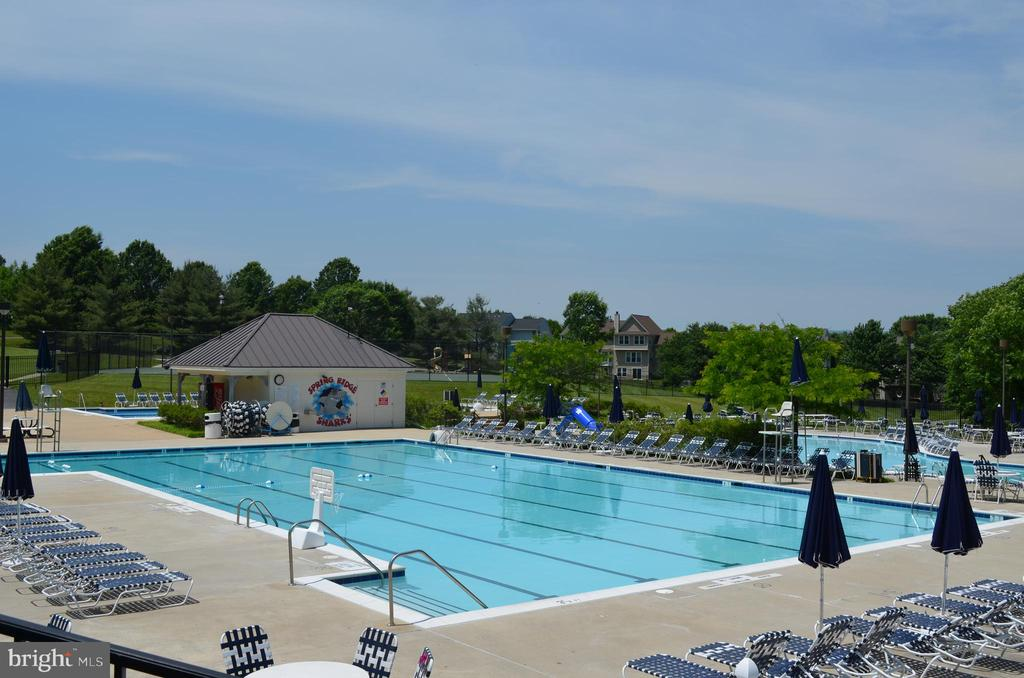 Spring Ridge has 4 pools - lap pool,baby pool too! - 6304 SPRING FOREST RD, FREDERICK