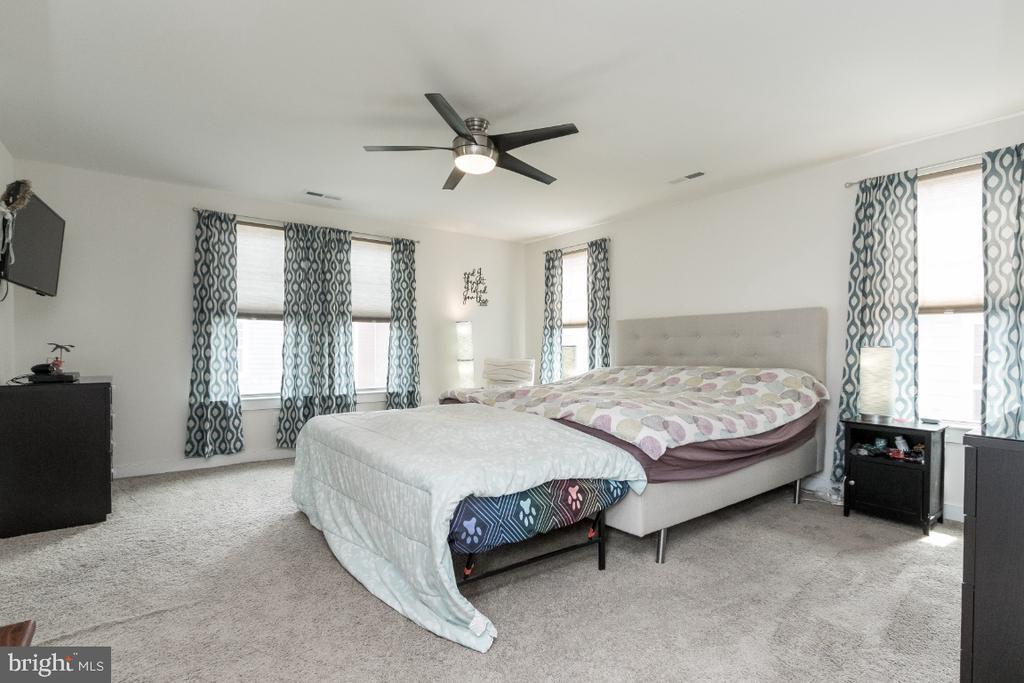 Bright Primary bedroom - 16965 TAKEAWAY LN, DUMFRIES