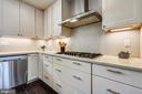 GAS Cooking and under-counter lighting - 111 BAKER ST, MANASSAS PARK