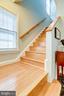 ML-Stunning Hardwood Stairs leading to upper level - 607 23RD ST S, ARLINGTON