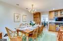 ML - Spacious Dining Area - 607 23RD ST S, ARLINGTON