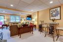 LL-Large Entertaining Space. Open Bar/TV/Fireplace - 607 23RD ST S, ARLINGTON