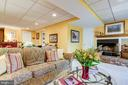 LL-Large Entertaining Space with Fireplace - 607 23RD ST S, ARLINGTON