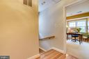 UL - Hall Way leads to 3rd Bedroom/Office - 607 23RD ST S, ARLINGTON