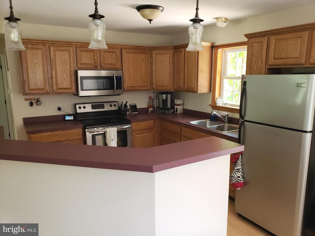 Modern Kitchen - 225 ASPEN TRL, WINCHESTER